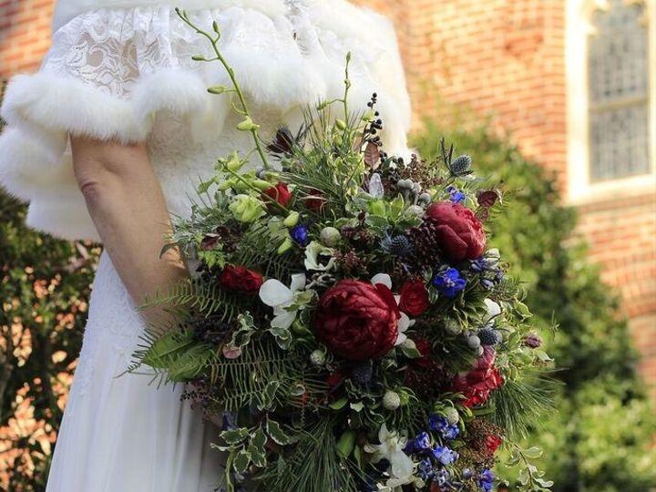 Tmx 1503603720563 Winter Cascade Asheville, North Carolina wedding florist