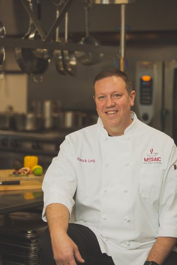 Owner and Chef Pat Long