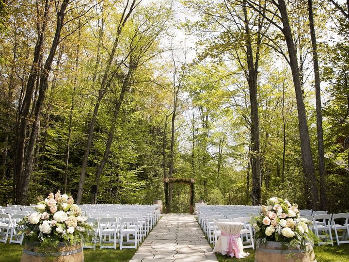 Tmx 1485444415949 Pond 1 Thompsonville, MI wedding venue