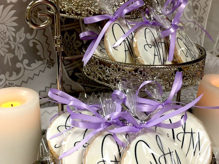 Tmx 1484245988463 Avm Cookies Huntington Beach wedding favor