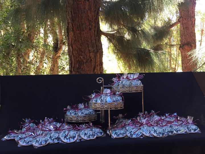 Tmx 1504543809084 Caveness Wedding Cookies Huntington Beach wedding favor