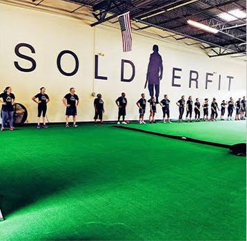 SoldierFit Group Fitness