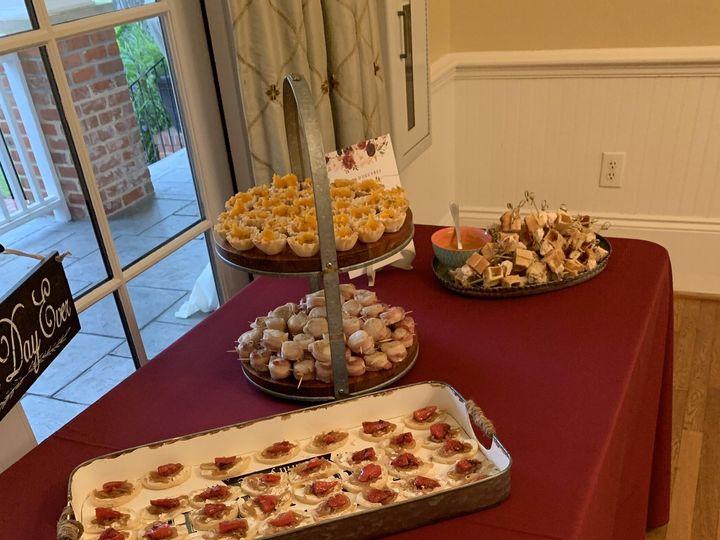 Tmx F10105b7 64fa 4ca8 8608 899c1a70f205 51 1129331 159792347543380 Clayton, NC wedding catering