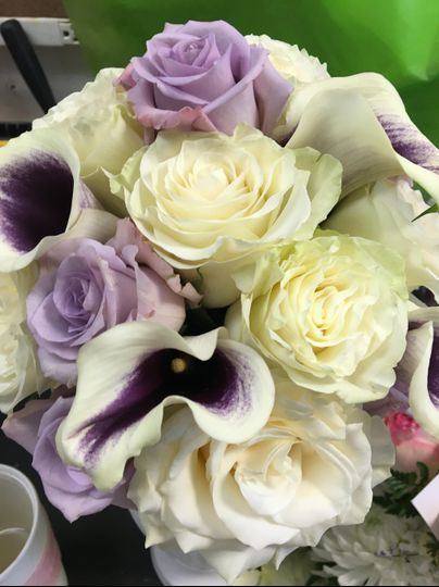 picasso cally and rose bridal bouquet 51 110431 1566574679