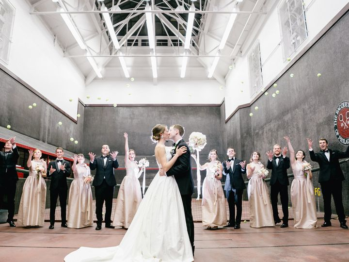 Tmx Raquet Club Philadelphia Black Tie Wedding Emily Wren 055 51 410431 160070938382280 Philadelphia, PA wedding venue