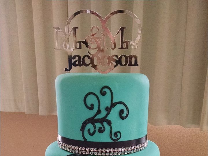 Tmx 1469751160858 Img20150725123815700 Sequim wedding cake