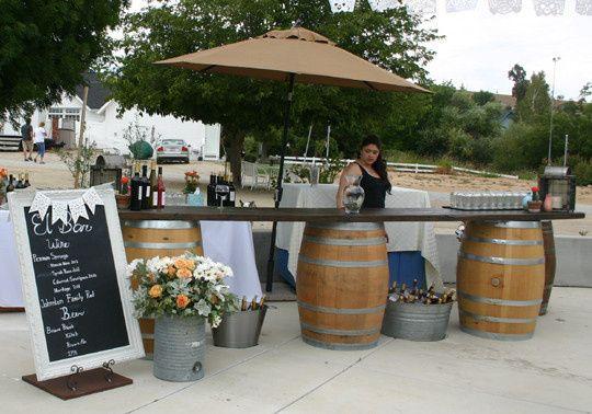 Our Barrel Bar Your Bartender