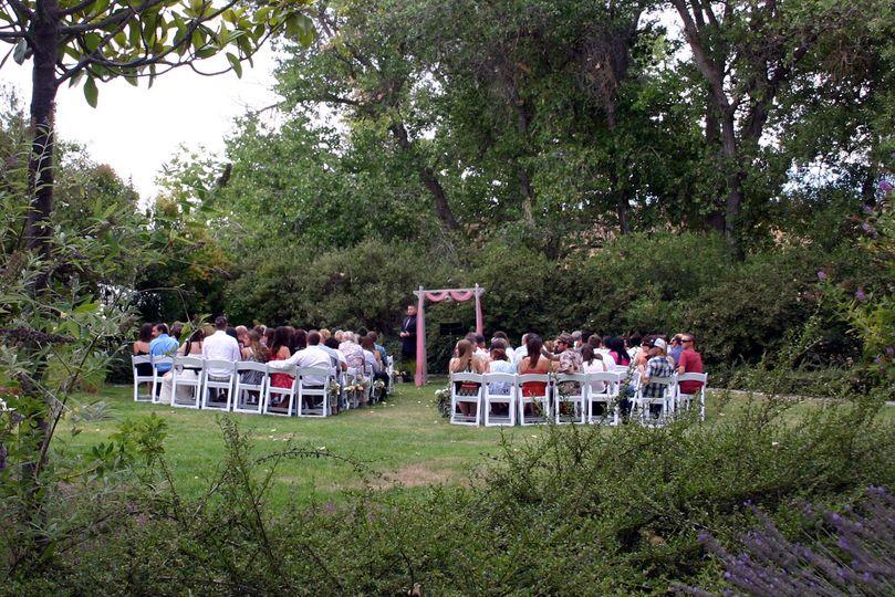 Ceremony Lawn, Greenery