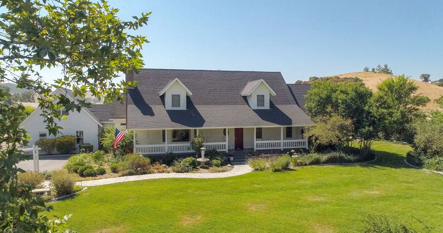 3-bedroom vacation rental in the estate farm house