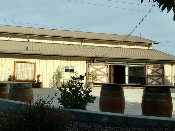 Tmx 1506630279547 Barn Patio Templeton, CA wedding venue