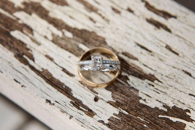 Wedding Ring Rustic