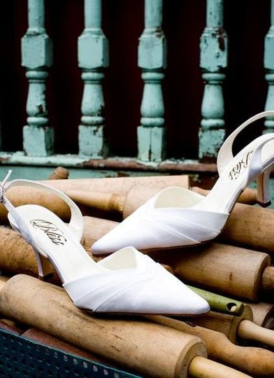 Bliss Bridal Shoes Photos, Dress & Attire Pictures, California ...