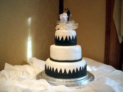Tmx 1231896704529 Labrisha Greensboro wedding cake
