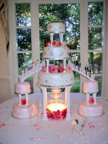Tmx 1231896705389 AleshaandJeremy Greensboro wedding cake