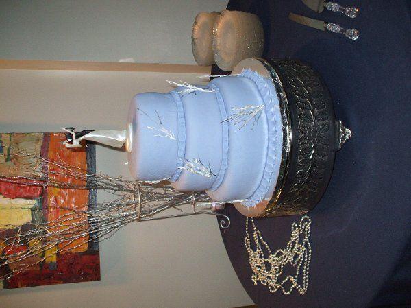 Tmx 1231896806623 KaryhandJorge Greensboro wedding cake