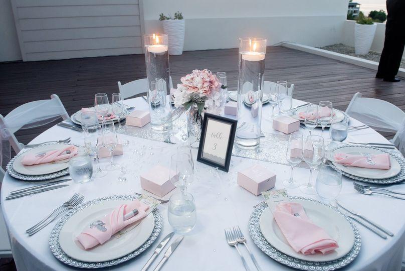 Harper Reception Table