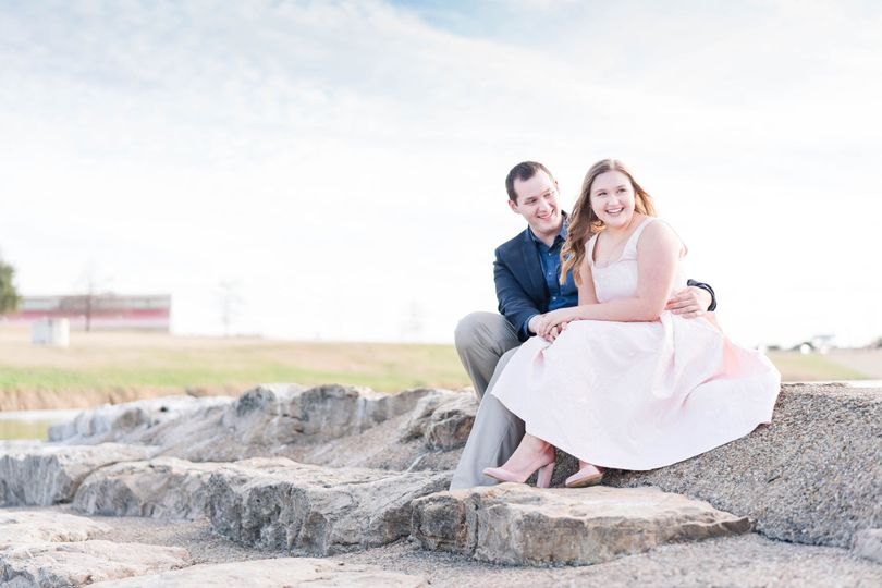 Trinity Park Fort Worth Engagement Session