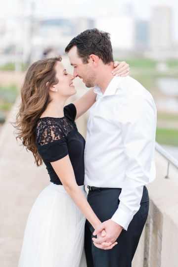 Trinity Groves Engagement Session