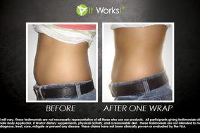It Works! Skinny Wraps