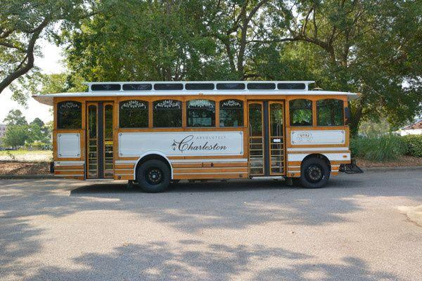 classic american trolley lr