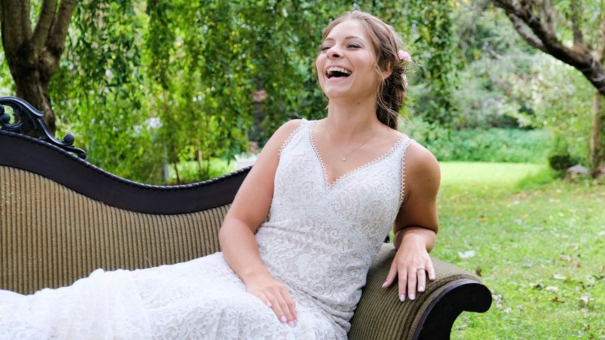 Happiness on the special day, Photo by Ryan Reedy