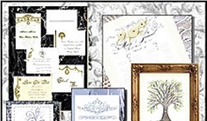 Custom Flower Seed Favors & Tea Packet Favors & Wedding Invitations