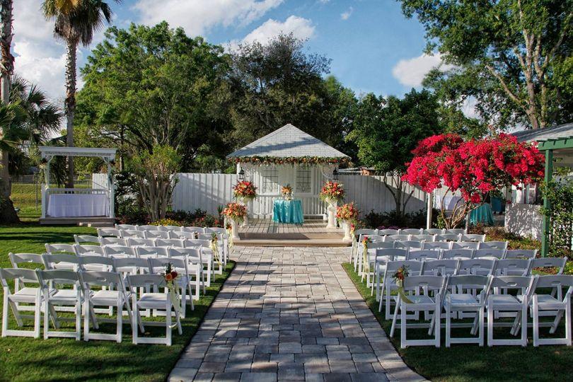 Celebration Gardens Venue Winter Park FL WeddingWire