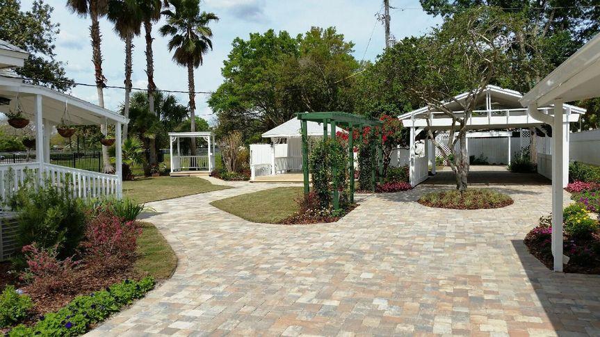Celebration Gardens grounds