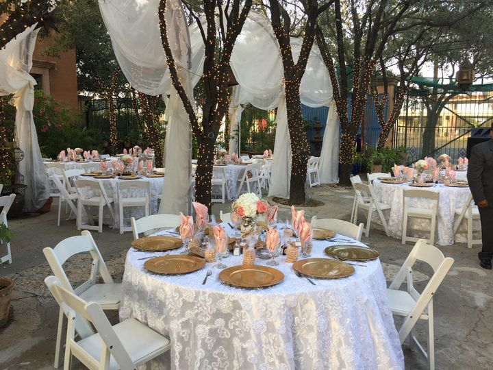 Wedding at Vegas Patio