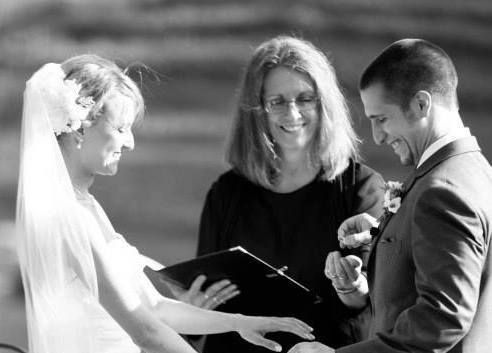 Lisa Barnes Rogers - Officiant