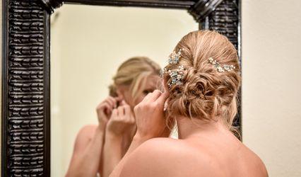 Ashleigh Bridal Hair