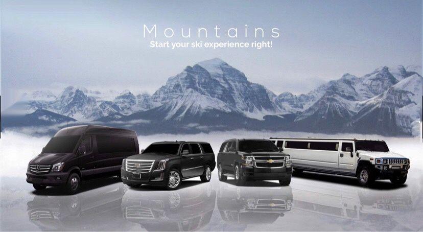 Mountain Express to Ski Resort