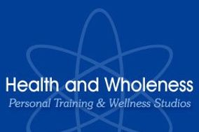 Health And Wholeness