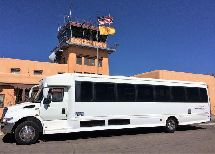 41 passenger bus