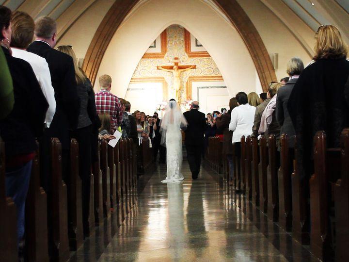 Tmx 1421984130545 Jen Aisle Rockaway Park wedding videography