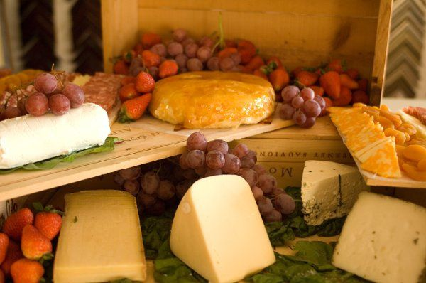 Tmx 1332854943297 HarvestCheeseDisplay Bethel, CT wedding catering