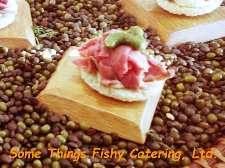 Tmx 1489510924078 Filet Of Beef On Crostini01272013 1 Bethel, CT wedding catering