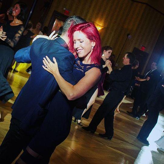 Women love to Dance
