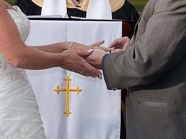 Tmx 1528763253 0c4e4b881072c103 FB IMG 1518180869973 Macungie, PA wedding officiant
