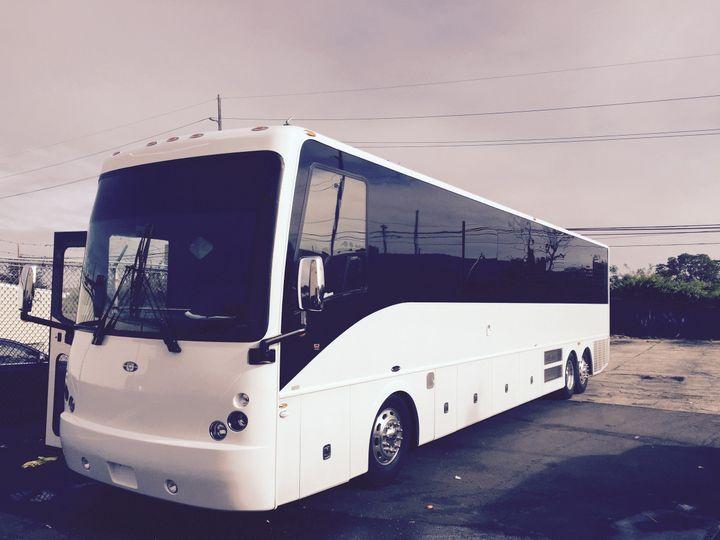 Tmx 1448474162389 Bus 19 Outside Farmingdale, NY wedding transportation