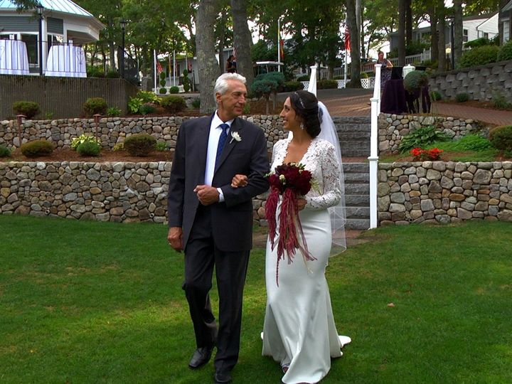 Tmx 1465499281927 Ceremony.still004 South Weymouth, MA wedding videography