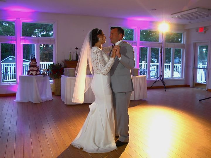 Tmx 1465499313258 Reception Part 1.still001 South Weymouth, MA wedding videography
