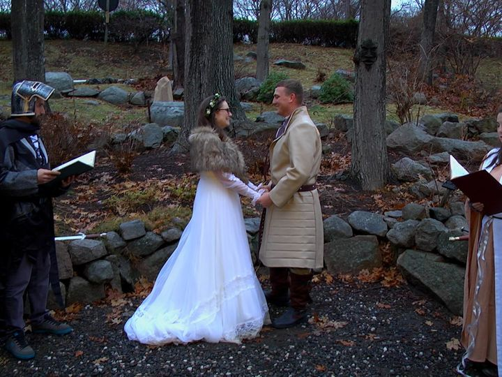 Tmx 1465571210350 Ceremony.still009   Copy South Weymouth, MA wedding videography