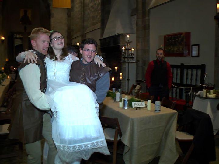 Tmx 1465571302479 Reception 3.still005 South Weymouth, MA wedding videography