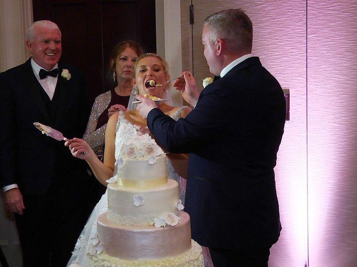Tmx 1520527093 91df6f0df032a398 1520527090 3c39ff8299506e09 1520527078202 1 Cake Cutting South Weymouth, MA wedding videography