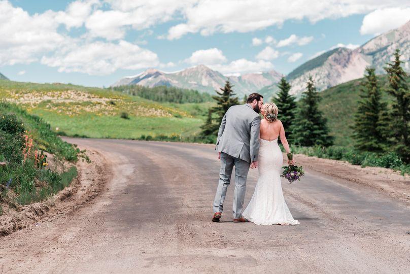crested butte wedding garden 0217 51 737431