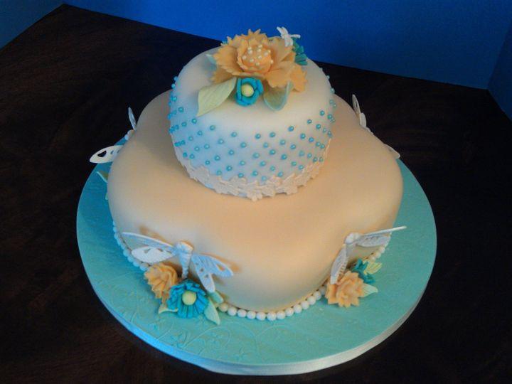 Tmx 1456620425623 Image Au Sable Forks, NY wedding cake
