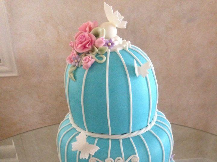 Tmx 1456868671294 Image Au Sable Forks, NY wedding cake
