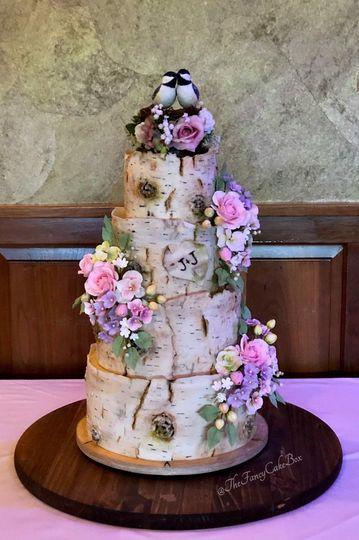 yes to the cake amazing cakes top 10 cakes fondant wedding cake gumpaste flowers amazing wedding cakes elegant wedding cakes rustic wedding cakes birchbark wedding cake golden arrow resort the fancy cake box 51 908431 157788850665362