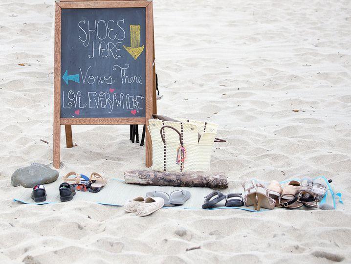 Simple Beach Entry Set-up